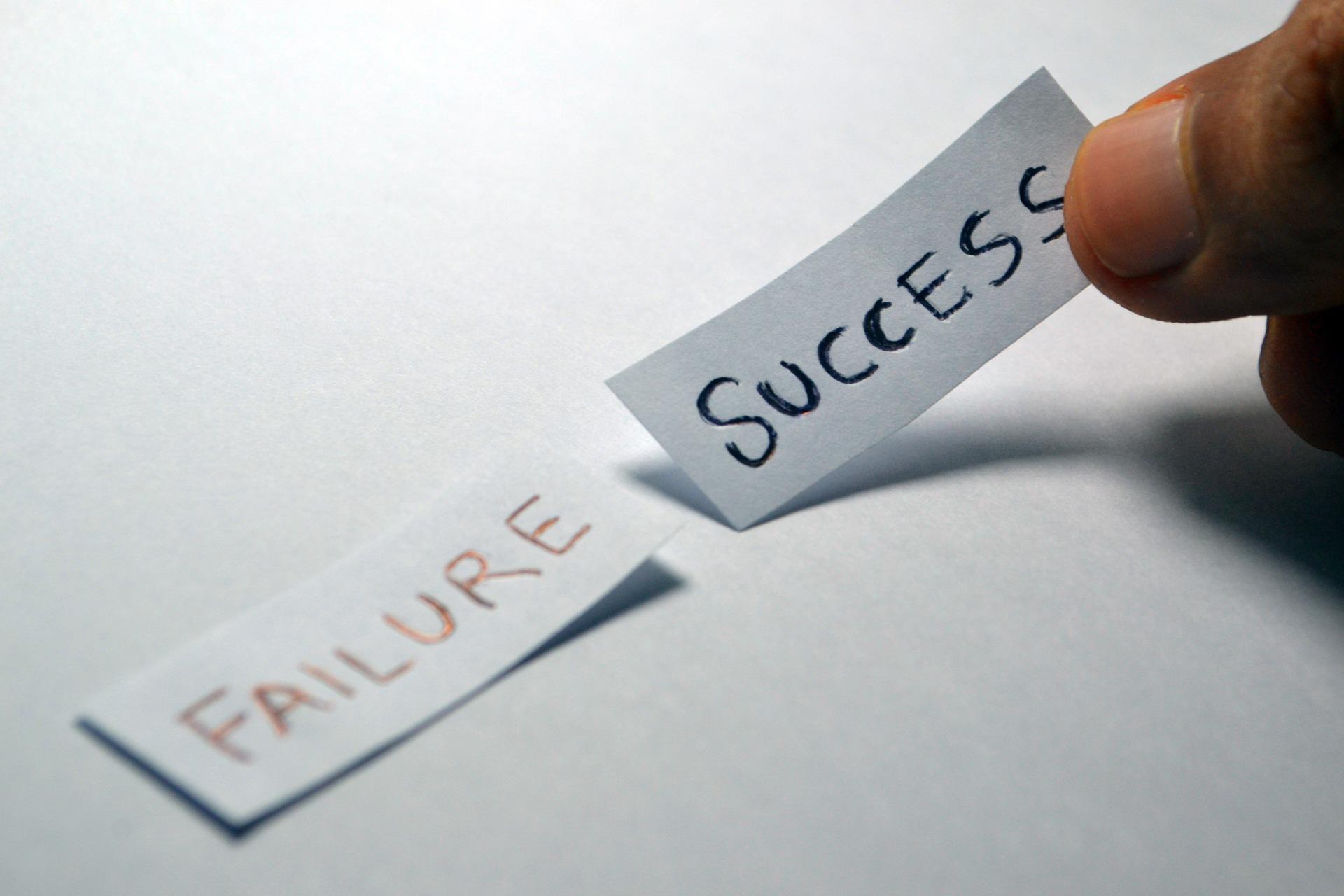 choose success